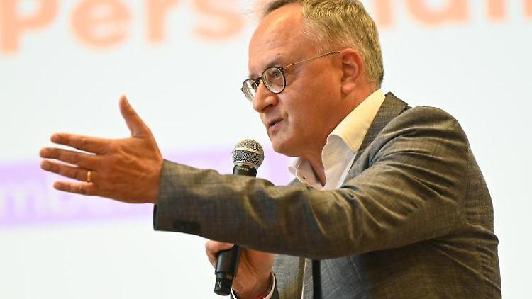 Andreas Stoch, der SPD Landesvorsitzende in Baden-Württemberg. Foto: Bernd Weißbrod/dpa