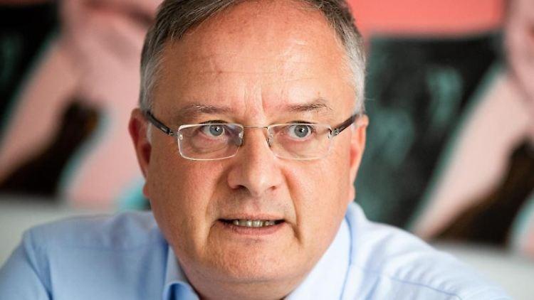 Andreas Stoch, Landesvorsitzender der SPD Baden-Württemberg. Foto: Christoph Schmidt/dpa/Archivbild