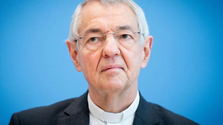 Erzbischof Ludwig Schick, Erzbischof von Bamberg. Foto: Kay Nietfeld/dpa/Archivbild