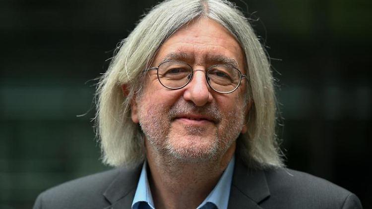 Bernhard Braun, Vorsitzender der Fraktion von Bündnis 90/Die Grünen im Landtag von Rheinland-Pfalz. Foto: Arne Dedert/dpa