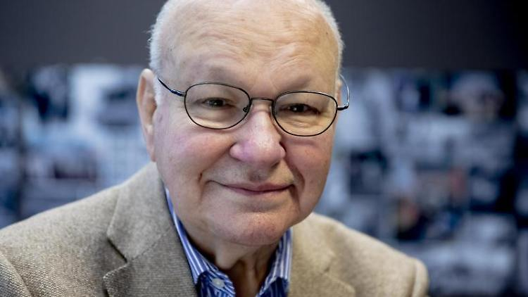 Walter Momper (SPD), ehemaliger Regierender Bürgermeister von Berlin. Foto: Christoph Soeder/dpa