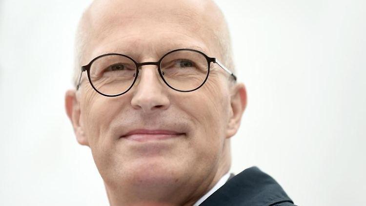Peter Tschentscher (SPD). Foto: Michael Schwartz/dpa/Archivbild
