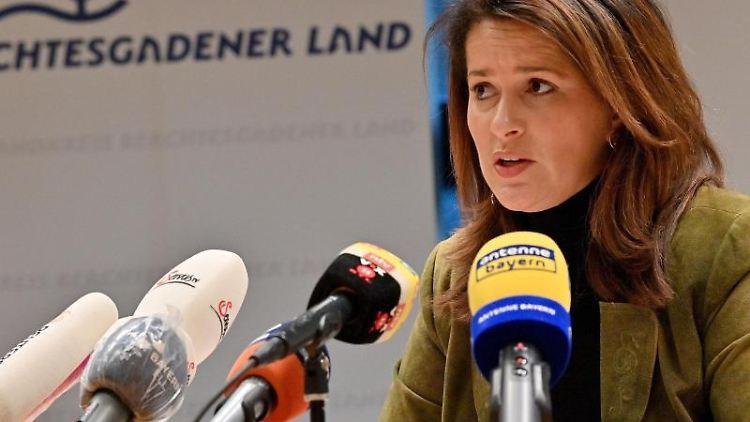 Michaela Kaniber (CSU), Staatsministerin für Ernährung, Landwirtschaft und Forsten. Foto: Peter Kneffel/dpa/Archiv