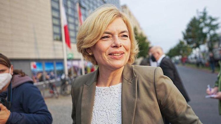 Landwirtschaftsministerin Julia Klöckner(CDU). Foto: Michael Kappeler/dpa