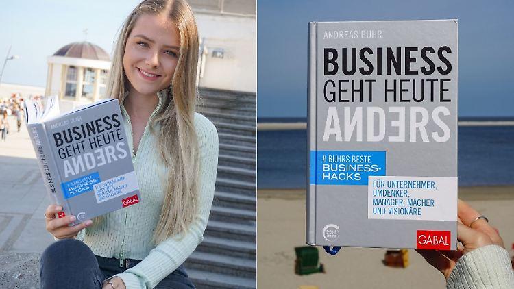 Celine Nadolny hat das Buch