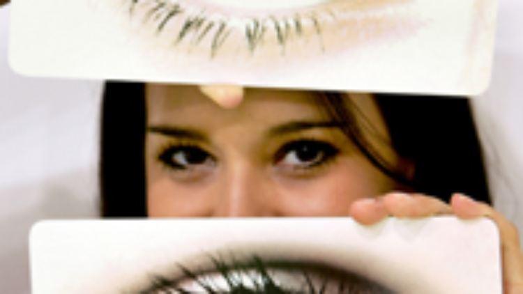 Zu jedem der fünf Sinne gehören bestimmte Körperteile, zum Sehsinn natürlich die Augen.