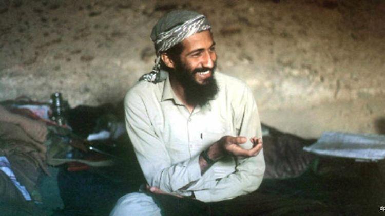 Osama bin Laden, Multimillionär aus Saudi Arabien.