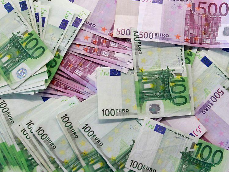Ist Spanien Aus Dem Schneider Euro Steigt über 145 Dollar N Tvde