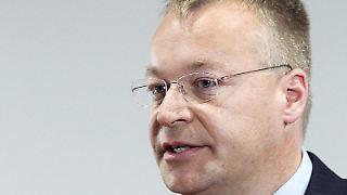 Nokia-Chef Stephen Elop: «Es ist Zeit, dass Nokia sich schneller umstellt.»