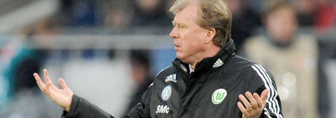 Lieber Notbremsung Als Totalschaden Wolfsburg Entlässt Mcclaren N