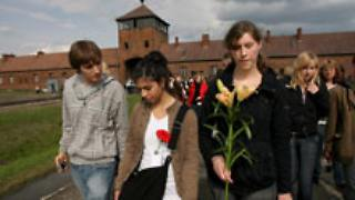 Fast 70 Jugendliche nahmen an der letzten Fahrt des Zuges von Görlitz nach Polen teil.