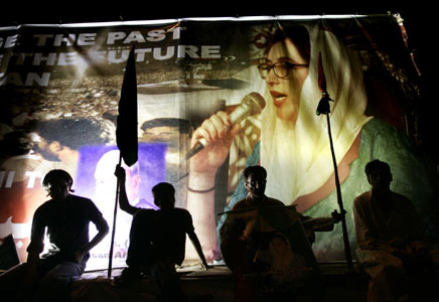 Vielen galt sie als Pakistans Hoffnungsträgerin, ...