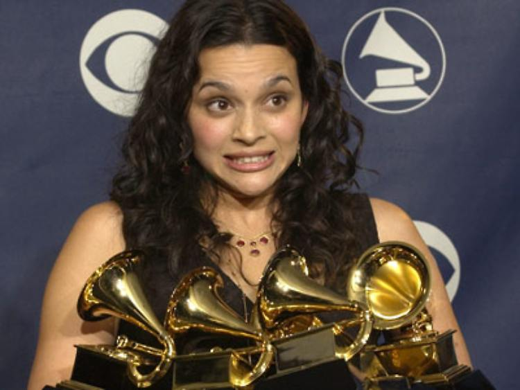 Vielfache Grammy Preisträgerin Norah