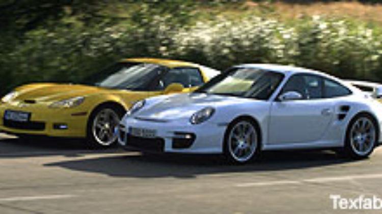 Die Corvette bietet viel Sport für verhältnismäßig wenig Geld. Der Porsche ist vom Fahrerlebnis jedoch weit vorne.