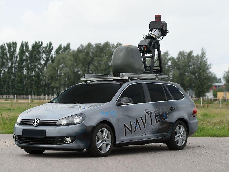 Bing Streetside übler Als Street View Datenschützer Drohen