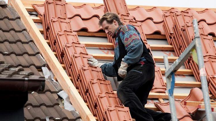 Beschichtung Reinigung Dammung Was Braucht Das Dach N Tv De