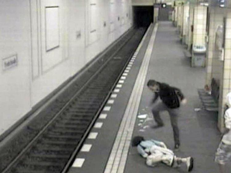 U Bahn Attacke Berlin