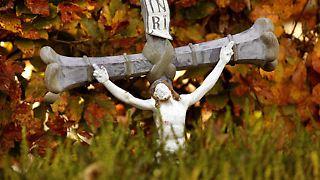Am 1. November feiern die Katholiken das Fest Allerheiligen.