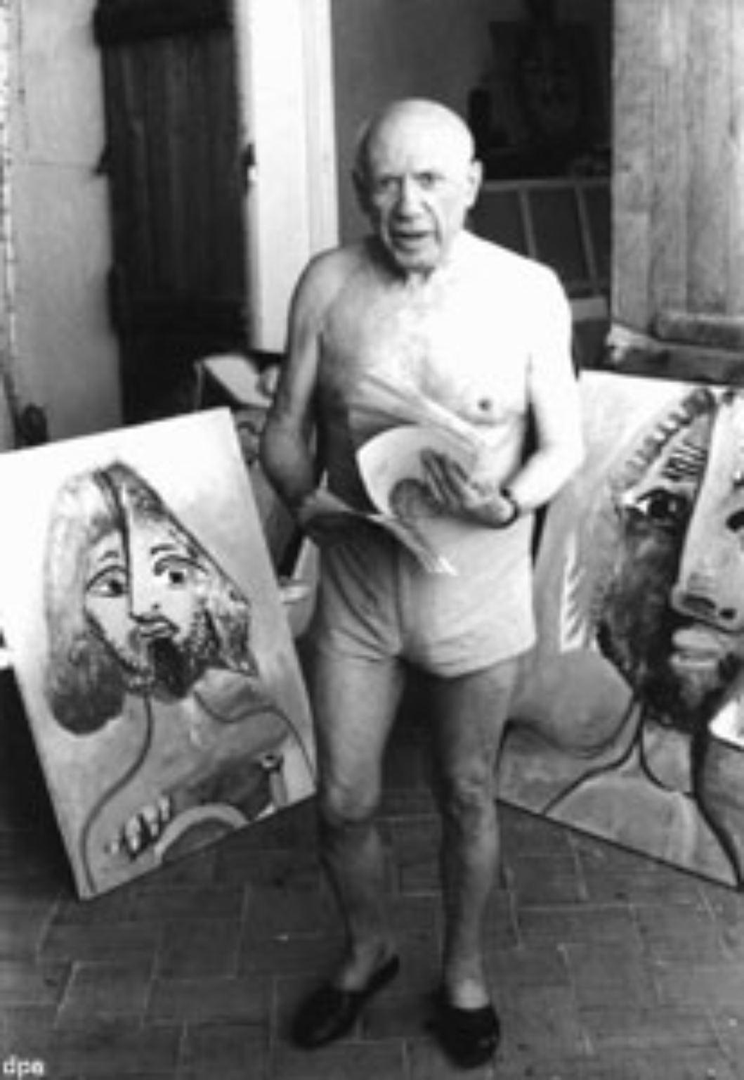 Er war ein Genie und einer der größten Künstler des vergangenen Jahrhunderts: Pablo Picasso.