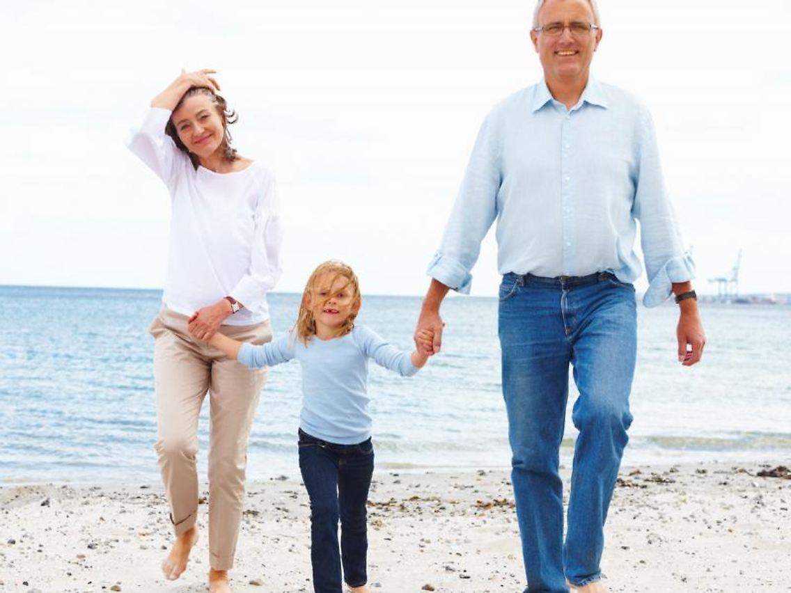 Wie oft sollten großeltern ihre enkel sehen - firskekowbau