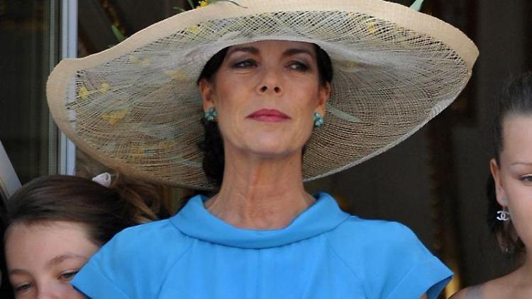 Prinzessin Stil Ikone Sexsymbol Caroline Von Monaco Feiert 60