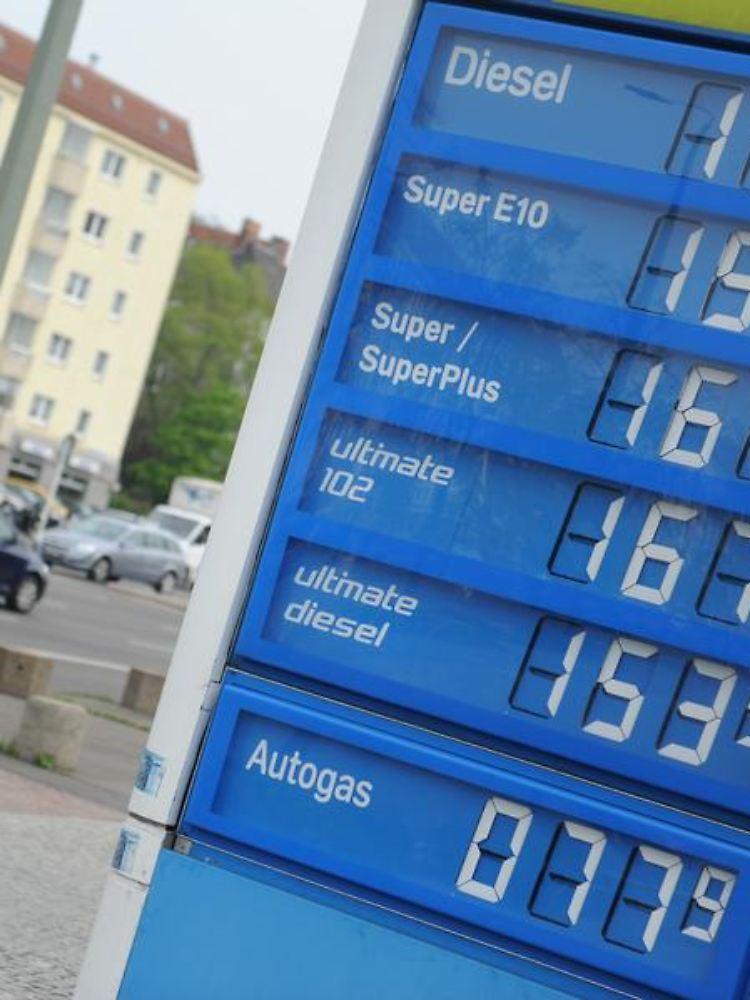 benzinpreis de