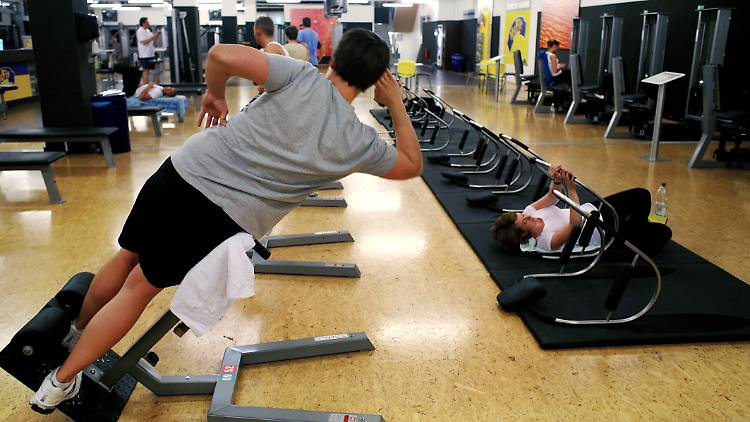Chronisch Krank Ins Fitnessstudio Kündigung Nicht Möglich N Tvde