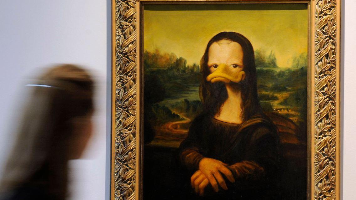 Wert Mona Lisa