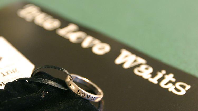 Modeerscheinung Kein Sex Vor Der Ehe Ein Unhaltbares Versprechen