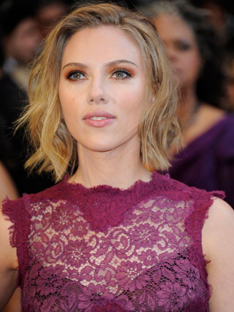 New Scarlett Johansson Nude Pics
