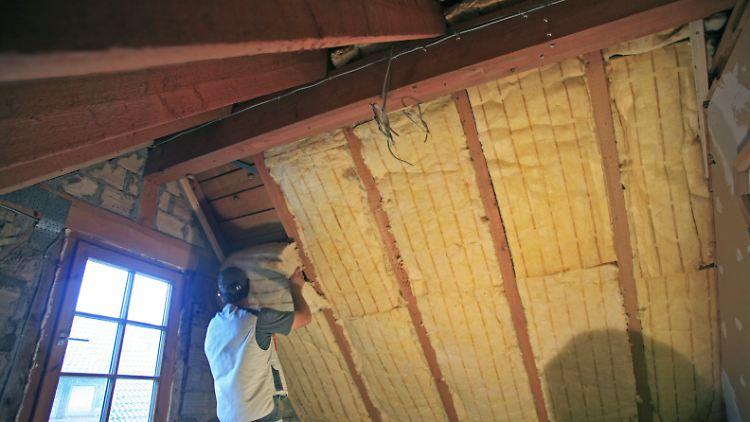 Gut bekannt Allergien und Krankheiten vermeiden: Gebäude richtig sanieren - n GS59