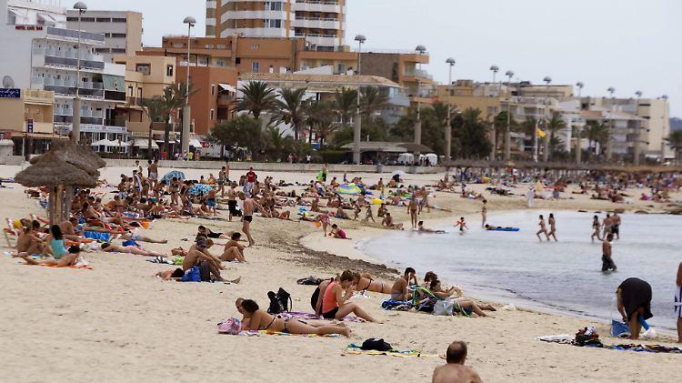 Badeunfall Mallorca 2021