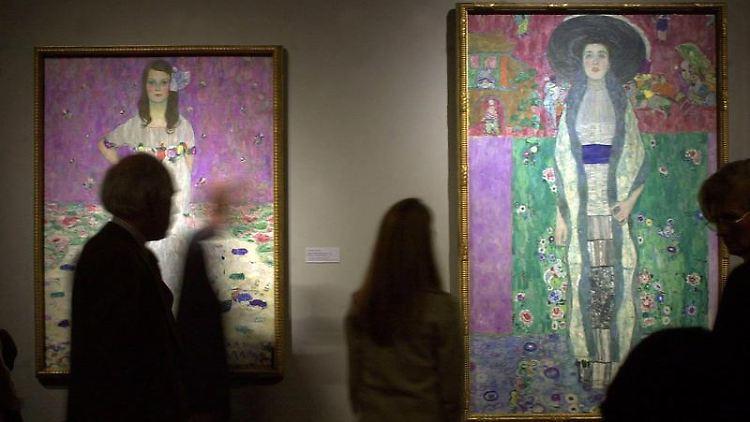 Wien feiert den 150. Geburtstag von Gustav Klimt mit mehreren Ausstellungen - unter anderem im Belvedere.jpg