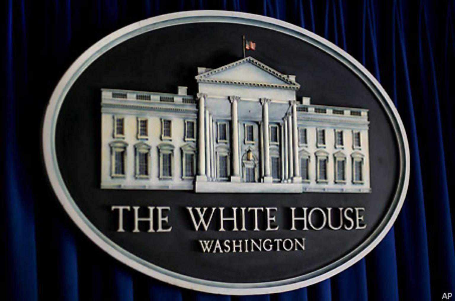 Das Weiße Haus in Washington ist zugleich Amtssitz und Residenz des amerikanischen Präsidenten.