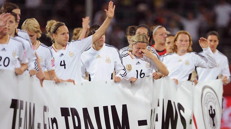 Wm Blamage Wurmt Fussball Frauen Heute Wurden Wir Gewinnen