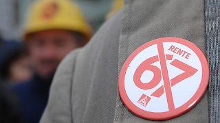 Böse Folgen Für Die Rente Arbeitsleben Wird Kürzer N Tvde
