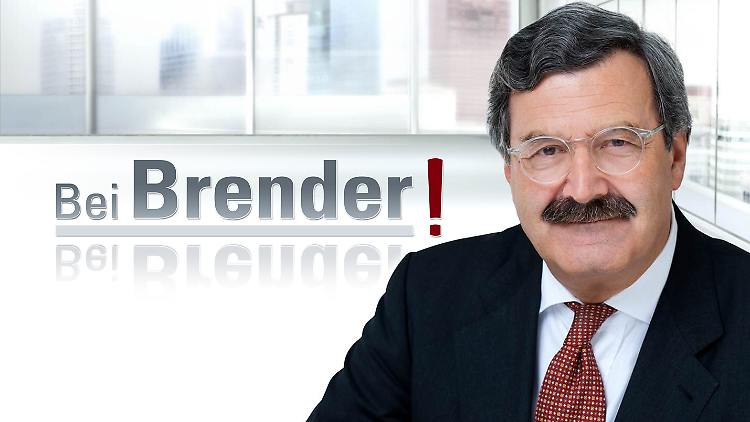 Bei Brender! Nikolaus Brender