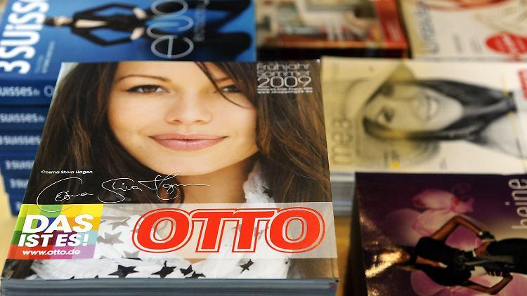 Angebot Nur Noch Online Otto Stampft Katalog Ein N Tvde