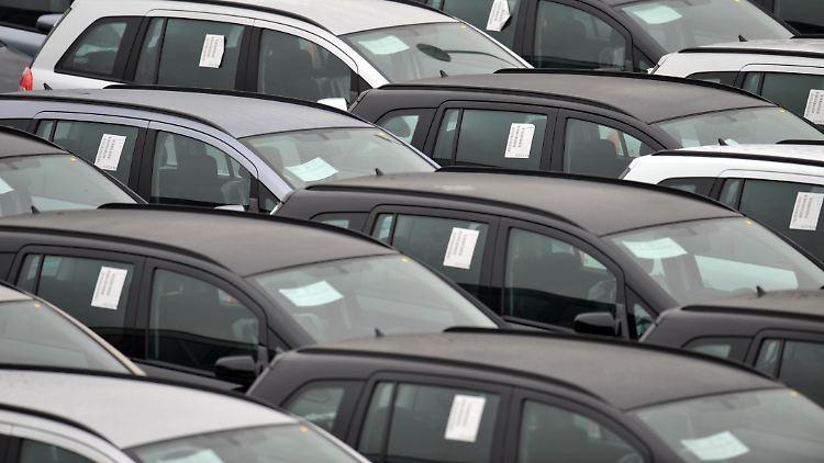 Deutscher Automarkt Unter Preisdruck Rabatte Steigen Auf Rekordhoch