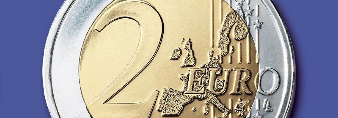 Sensor Scannt 2 Euro Münzen Maus Entlarvt Fälschungen N Tvde