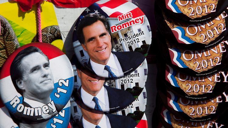 Mitt Romney kann auf drei Siege in Wisconsin, Washington D.C. und Maryland hoffen.