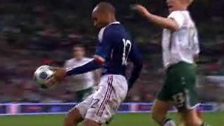 Thierry Henry Irland Frankreich