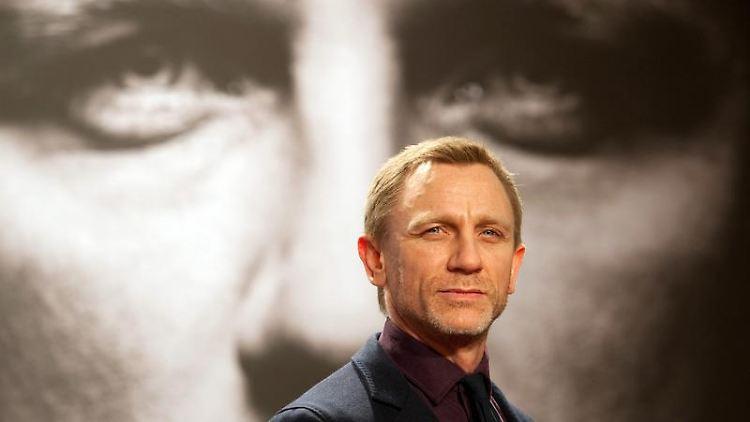 Daniel Craig kommt gut mit seinem Ruhm zurecht. Foto: Sebastian Kahnert