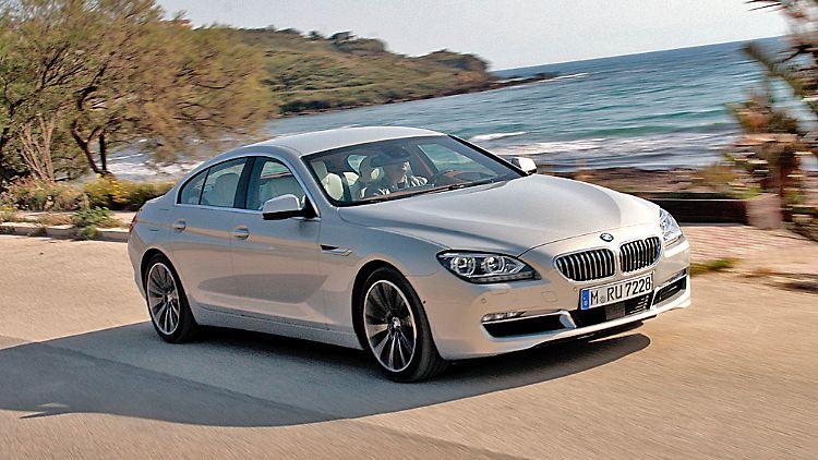 "bmw ""dimmt"" die motoren: der 6er wird zum gran coupé - n-tv.de"