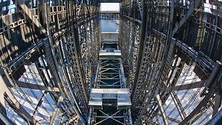 Es ist ein beeindruckendes Industriedenkmal und eines der bedeutendsten Zeugnisse der Entwicklung so genannter