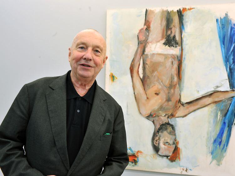 Man Muss Wie Ein Künstler Aussehen Georg Baselitz über Die Kunst