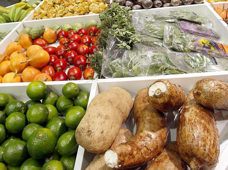 Favorit Frage & Antwort, Nr. 38: Was ist Obst, was Gemüse? - n-tv.de CJ09