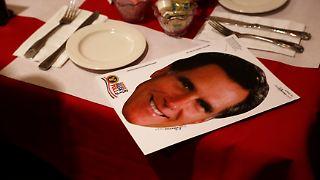 Hat sich mal eben selbst eingeladen: Romney plant Europa-Reise.