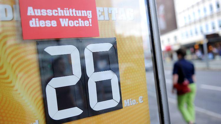 Lotto Eurojackpot Schüttet 26 Millionen Euro Aus N Tvde