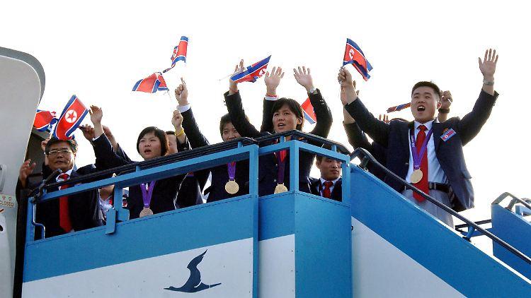Olympia Pjöngjang